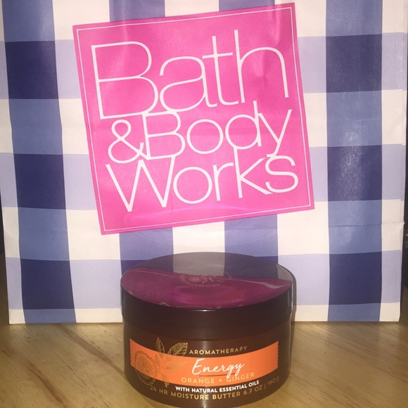 bath and body work Other - Bath Body Work Aromatherapy Orange Ginger Butter